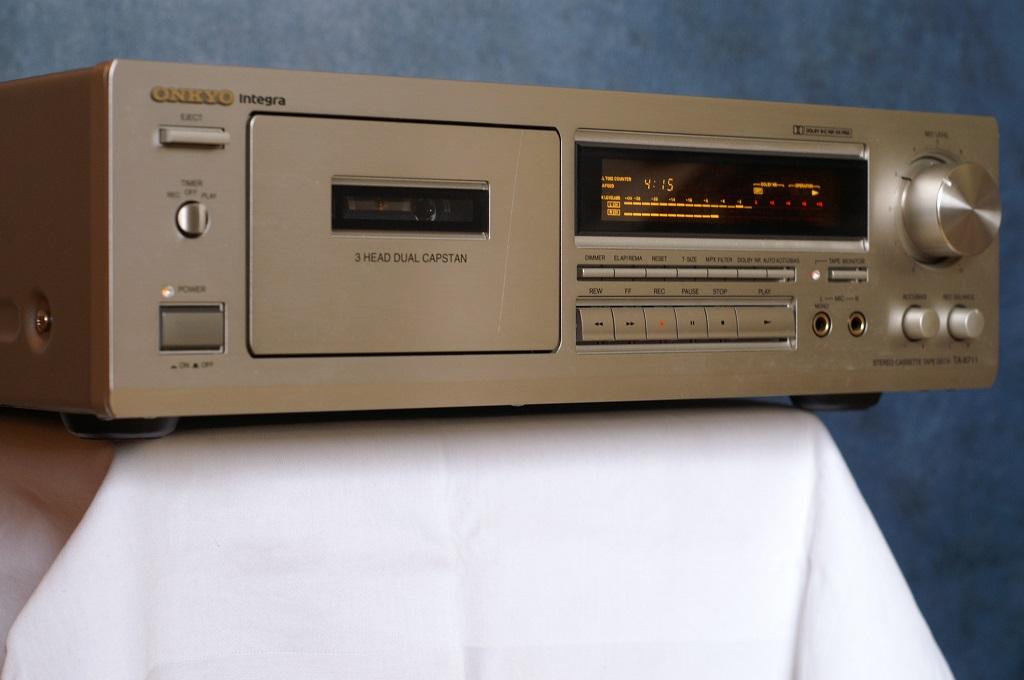 ONKYO TA-6711: As Good As It Looks | Zoki Audio - Hi-Fi