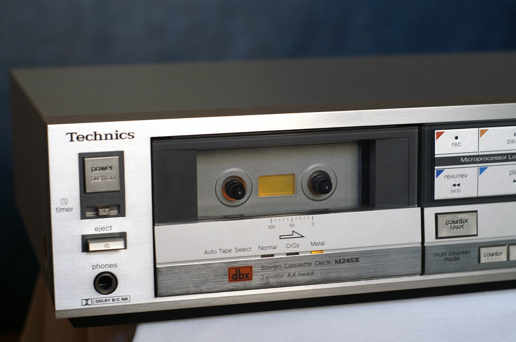 Technics Rs M245x Expensive Looks Zoki Audio Hi Fi