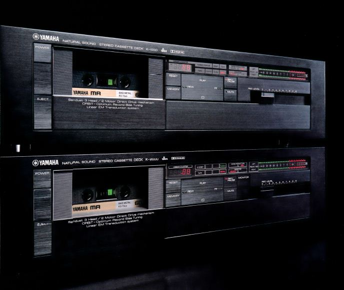yamaha k2000 the black beauty zoki audio hi fi. Black Bedroom Furniture Sets. Home Design Ideas